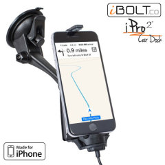 iBOLT iPro2 MFi iPhone 6 / 5 Series Active Car Holder