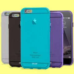 Olixar 4 Pack FlexiShield iPhone 6S / 6 Gel Cases