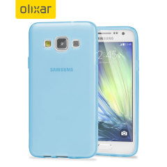 Encase FlexiShield Case Samsung Galaxy A5 Hülle in Light Blue