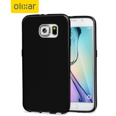 Encase FlexiShield Case Samsung Galaxy S6 Hülle in Black