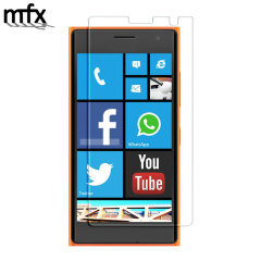 MFX Tempered Glass Lumia 735 Displayschutz