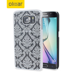 Olixar Lace Samsung Galaxy S6 Case - White