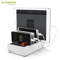 Avantree PowerHouse High Power Desk USB Charging Station
