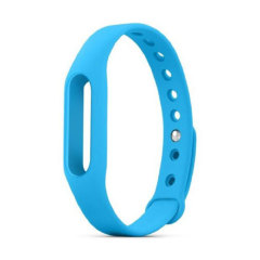Replacement Band for Mi Band Fitness Monitor - Blue