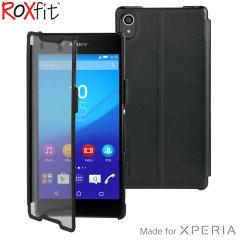 Roxfit Sony Xperia Z3+ Book Case Touch - Nero Black