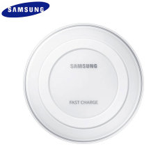 Offizielles Samsung Galaxy Wireless Fast Charge Pad in Weiß