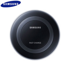 Official Samsung Galaxy Wireless Fast Charge Pad - Black