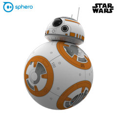 Sphero Star Wars BB-8 Smartphone Controlled Robotic Ball