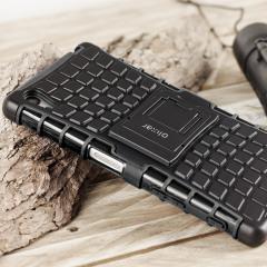 ArmourDillo Sony Xperia Z5 Hülle in Schwarz
