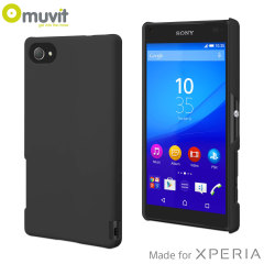 Muvit MFX Sony Xperia Z5 Compact Back Cover - Black
