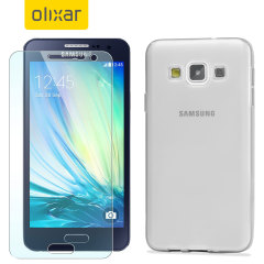 Olixar Total Protection Samsung Galaxy A5 Case Hülle Displayschutzpack