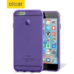 FlexiShield Case iPhone 6S Plus Hülle in Purple