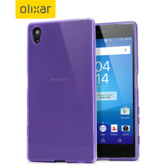FlexiShield Case Sony Xperia Z5 Premium Hülle in Purple
