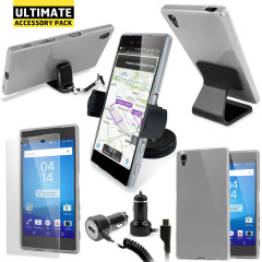 The Ultimate Sony Xperia Z5 Accessory Pack