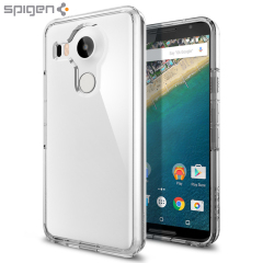 Spigen Ultra Hybrid Nexus 5X Case - Crystal Clear