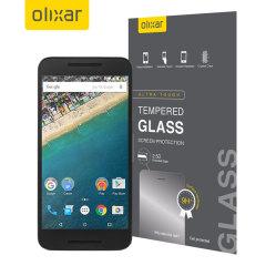 Olixar Nexus 5X Tempered Glass Screen Protector