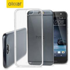 FlexiShield Ultra-Thin HTC One A9 Gel Hülle in 100% Klar