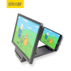 Olixar Jack Up Smartphone Screen Magnifier