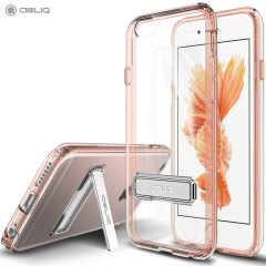 Obliq Naked Shield Series iPhone 6 / 6S Hülle in Rosa Gold