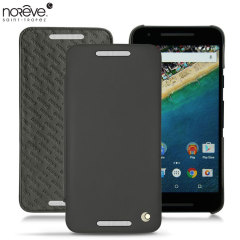 Noreve Tradition D Nexus 5X Leather Case - Black