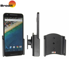 Brodit Passive Nexus 5X In-Car Holder with Tilt Swivel