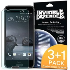Rearth Invisible Defender HTC One A9 Displayschutz - 4er Pack