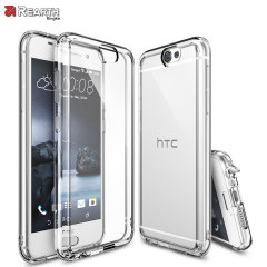 Rearth Ringke Fusion Case HTC One A9 Hülle in Krystal