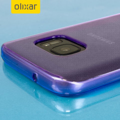 FlexiShield Samsung Galaxy S7 Gel Case - Purple