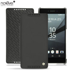 Noreve Tradition D Sony Xperia Z5 Premium Leather Case - Black