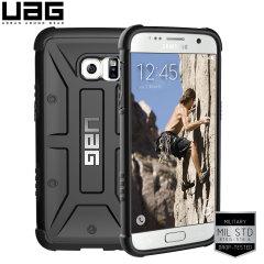 UAG Samsung Galaxy S7 Schutzhülle Schwarz