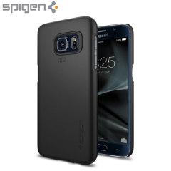 Spigen Thin Fit Samsung Galaxy S7 Case - Black