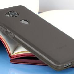 FlexiShield Case Huawei Honor 5X Hülle in Smoke Schwarz