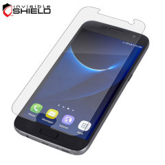 InvisibleShield Samsung Galaxy S7 Tempered Glass Screen Protector
