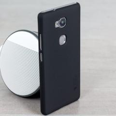 Nillkin Huawei Honor 5X Super Frosted Shield Hülle in Schwarz