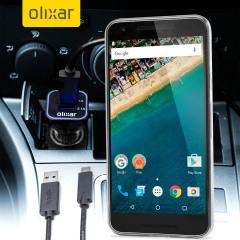 Olixar High Power Nexus 5X Car Charger
