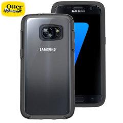 Otterbox Symmetry Samsung Galaxy S7 Hülle in Schwarz