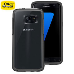 Otterbox Symmetry Samsung Galaxy S7 Edge Hülle in Schwarz
