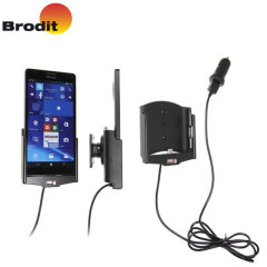 Brodit Active Lumia 950 XL In-Car Charging Holder with Tilt Swivel