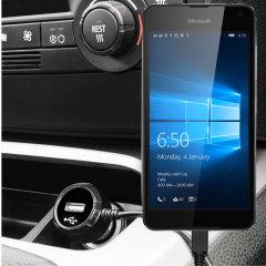 Olixar High Power Microsoft Lumia 650 KFZ Ladegerät