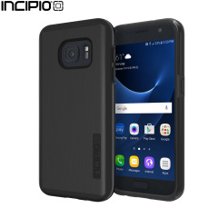 Incipio DualPro Shine Samsung Galaxy S7 Case - Black