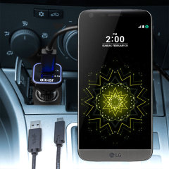 Olixar High Power LG G5 Car Charger
