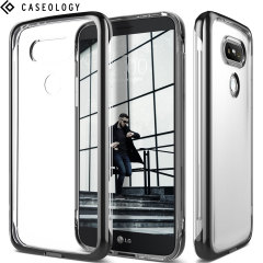 Caseology Skyfall Series LG G5 Case - Black / Clear