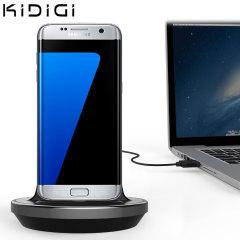 Kidigi Omni Samsung Galaxy S7 Edge Ladestation