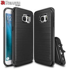 Ringke Onyx Samsung Galaxy S7 Edge Tough Hülle in Schwarz