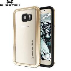 Ghostek Atomic 2.0 Samsung Galaxy Note 5 Waterproof Tough Case - Gold