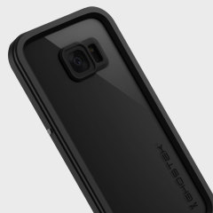 Ghostek Atomic 2.0 Samsung Galaxy S7 Edge Waterproof Hülle Schwarz
