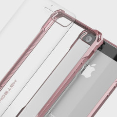 Ghostek Covert iPhone SE Protective Case Hülle in Pink