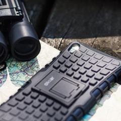 ArmourDillo Sony Xperia XA Hülle in Schwarz