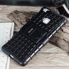 ArmourDillo Huawei P9 Lite Hülle in Schwarz