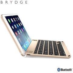 BrydgeMini 2 Aluminium iPad Mini 4 Keyboard - Gold